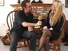 Big Boobs, Mature, Stockings