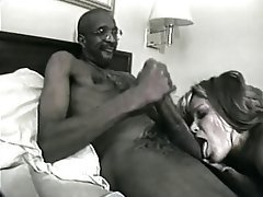 Interracial, Blowjob