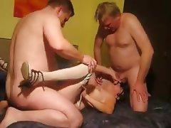 German, Group Sex