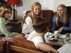 Tedeschi, Sesso soft, Adolescenti, Vintage