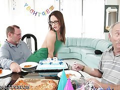 Blowjob, Hardcore, Old and Young, Party