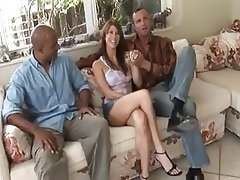 Cuckold, Interracial, Wife, Husband