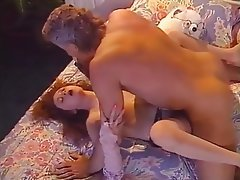 Hairy, Vintage, Redhead, Old and Young