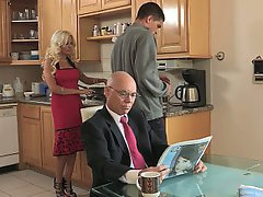 Blonde, Hardcore, Housewife, MILF
