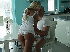 Babe, Beauty, Blonde, Blowjob