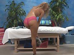Ass, Babe, Blonde, Massage