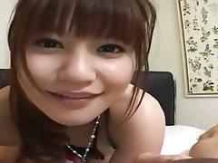 Blowjob, CFNM, Japanese, POV