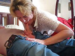 Amateur, Blowjob, Mature, Stockings
