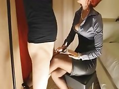 Foot Fetish, Gloryhole, Mature, Stockings